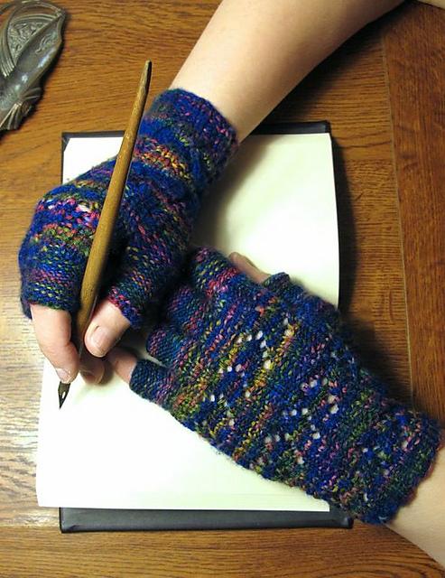 Cozy Fingers Knitting Pattern 2
