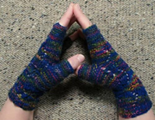 Cozy Fingers Knitting Pattern 4
