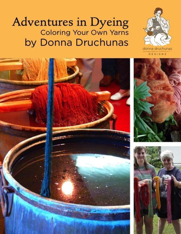 Adventures in Yarn Dyeing | ebook Download 1