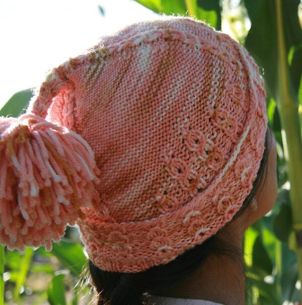 Flopsy Mopsy Hat Knitting Pattern 4