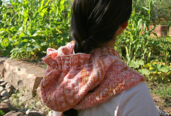Flopsy Mopsy Hood Knitting Pattern 2