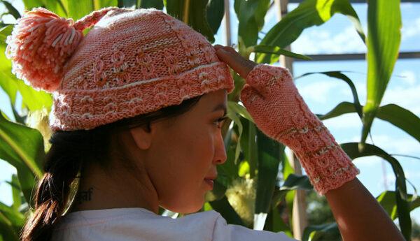 Flopsy Mopsy Hat Knitting Pattern 2