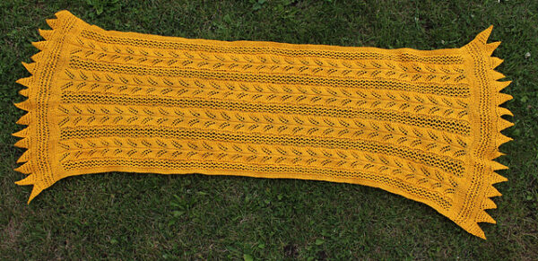 For the Love of Vincent 2 Knitting Pattern 3