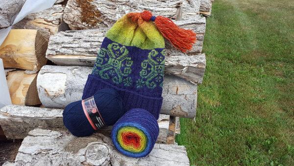 Lithuanian Snowflake Knitting Pattern 5