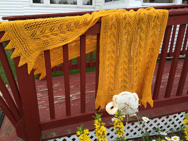 For the Love of Vincent 2 Knitting Pattern 6