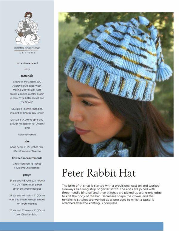 Peter Himself Hat Pattern 1