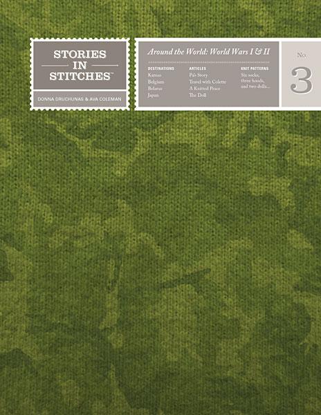 Stories in Stitches Book 3: World Wars 1 & 2 1