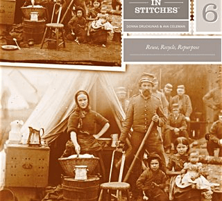 Stories In Stitches 6: Reuse, Recycle, Repurpose 11