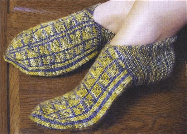 Stories in Stitches Book 4: Knitting & Spirit 3