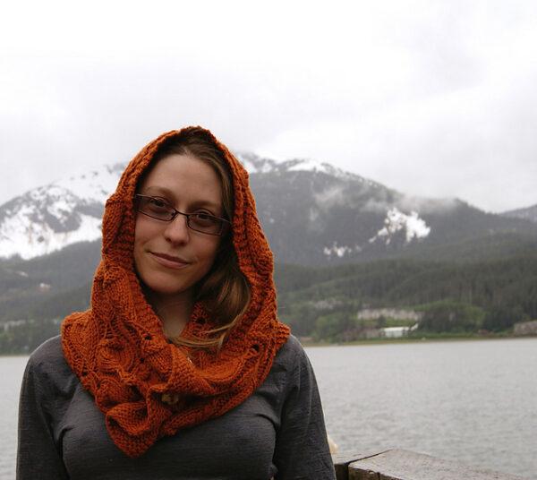 Belarus Hood Knitting Pattern 4