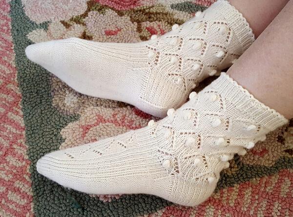 Medias Caladas Knitting Pattern 4
