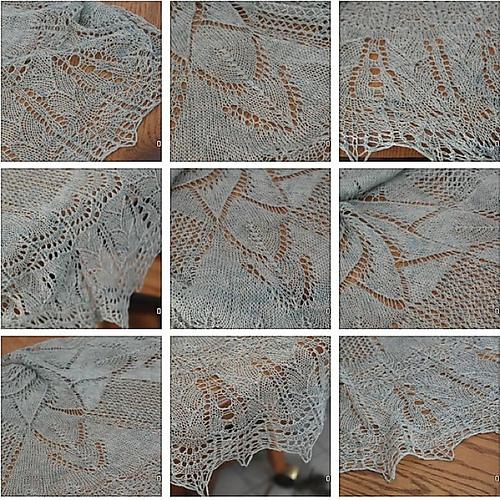 Frost On My Window Knitting Pattern 3