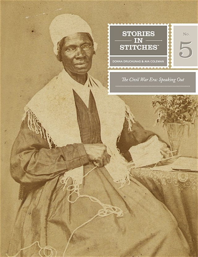 Stories In Stitches 5: Civil War   eBook Download 4