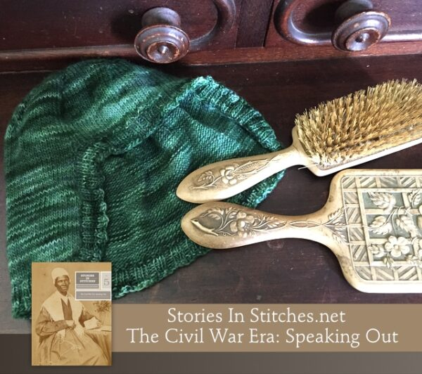 Stories in Stitches Book 5: The Civil War Era - Speaking Out 10