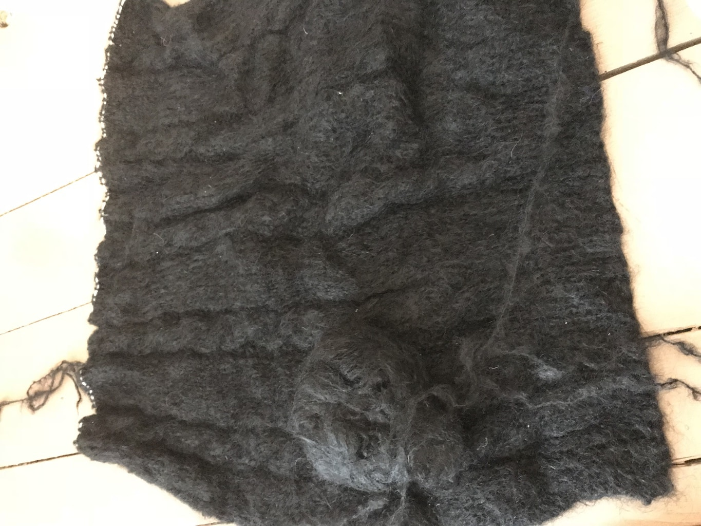 Lesson: Knitting Mohair