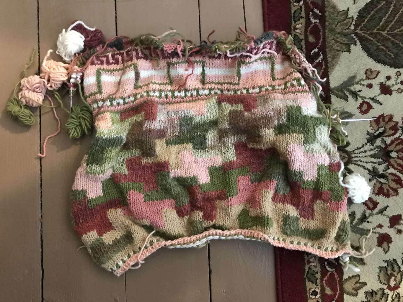 My Knitting Life #1