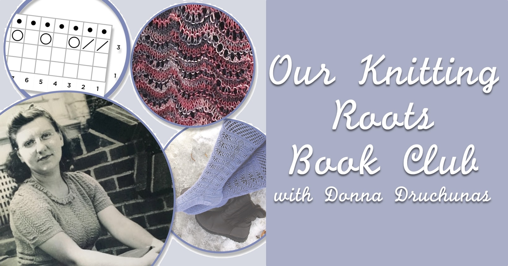 Our Knitting Roots Book Club