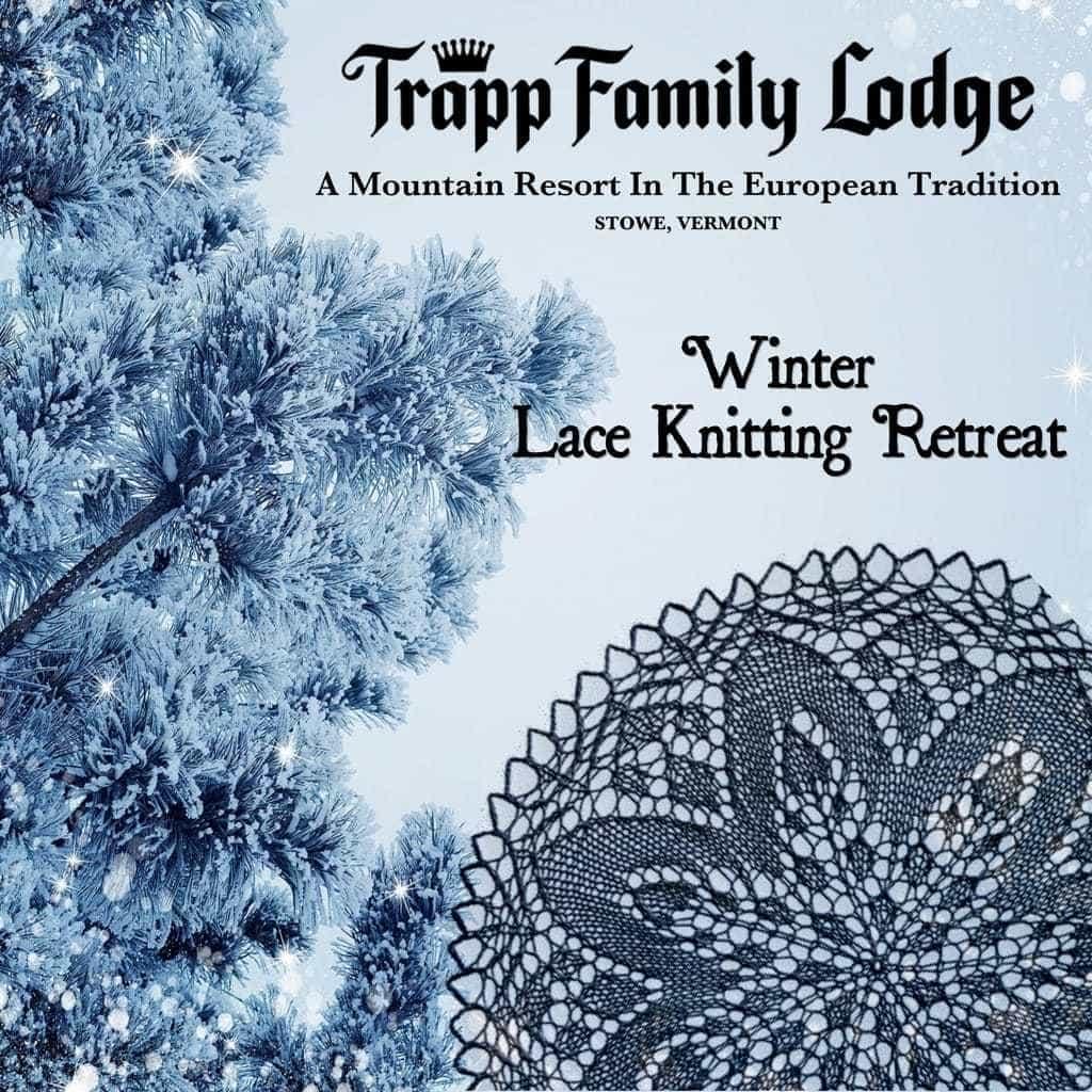 Winter Lace Retreat