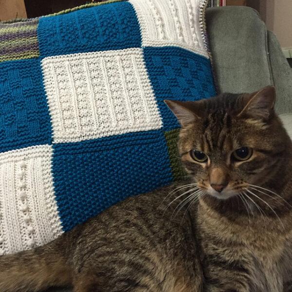 Makura MishMash Pillow Pattern 4