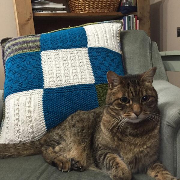 Makura MishMash Pillow Pattern 5