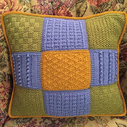 Makura MishMash Pillow Pattern 3