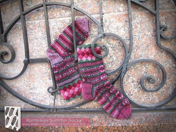 Rumšiškės in Summer Socks 2
