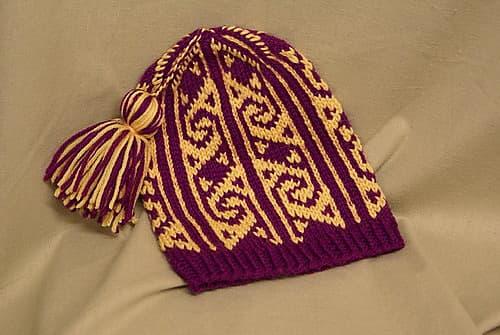 Turkish Delight Hat Pattern 3