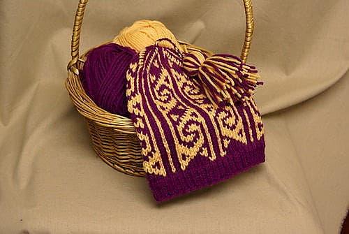 Turkish Delight Hat Pattern 4