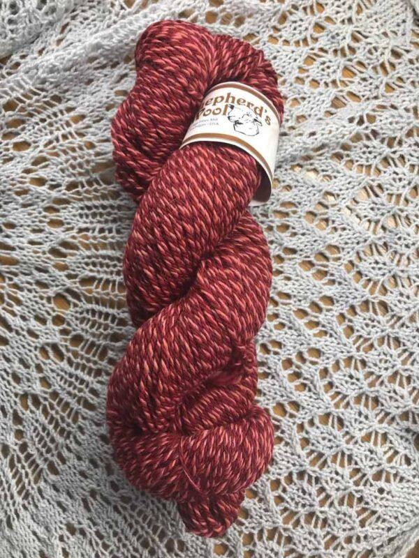 Stonehedge Shepard's Wool - Cherries Jubilee 1