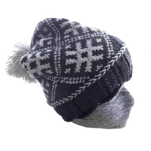 Winter Sun Hat Pattern 3