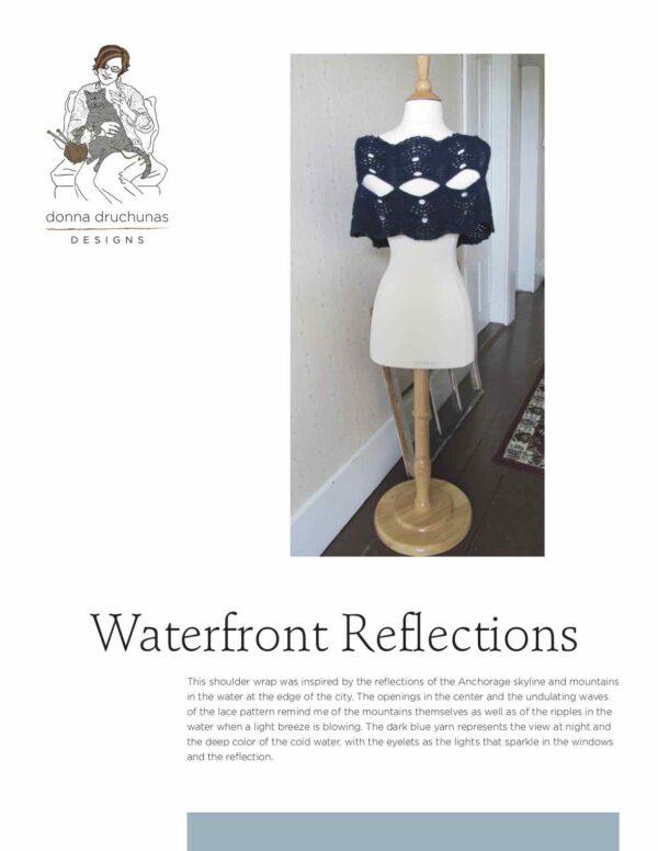 Waterfront Reflections Knitting Pattern 1