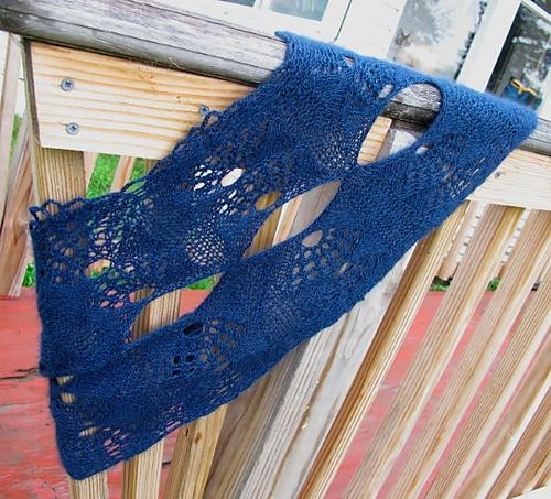 Waterfront Reflections Knitting Pattern 5