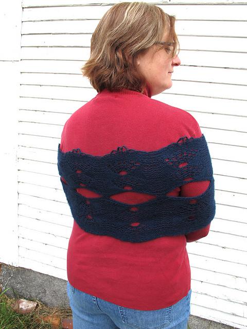 Waterfront Reflections Knitting Pattern 3
