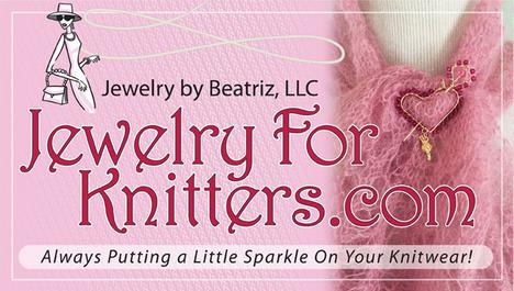 Jewelry for Knitters logo