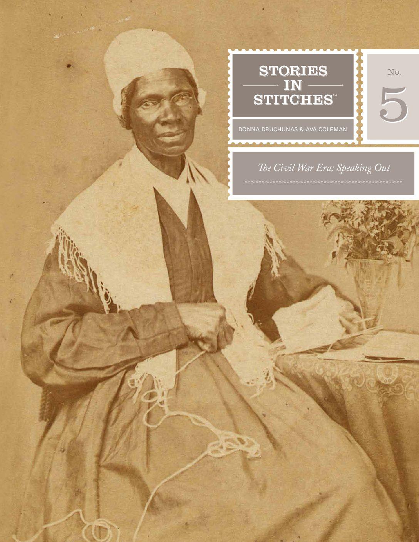 Stories In Stitches 5: Civil War   eBook Download 1