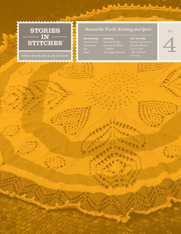 Stories In Stitches 4: Knitting & Spirit   eBook Download 1