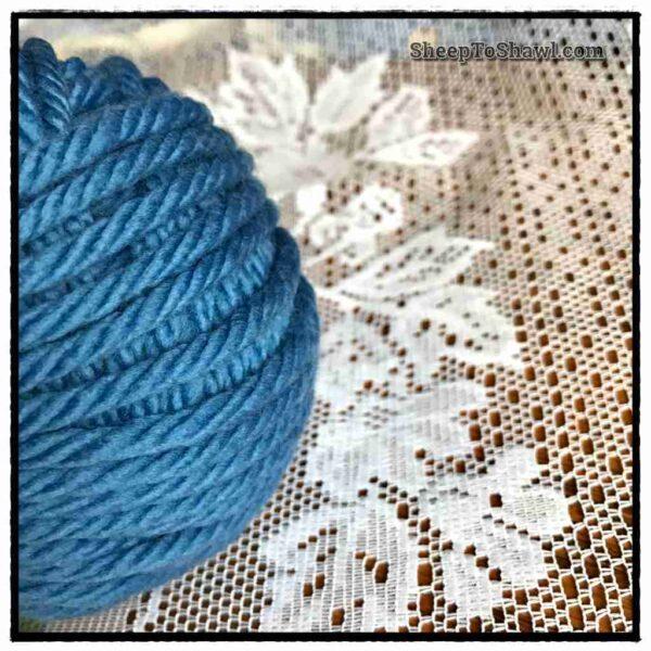 Valley Yarn - Superwash - Super Bulky - Colonial Blue 2