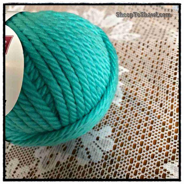 Valley Yarn - Superwash - Super Bulky - Tiki Turquoise 2