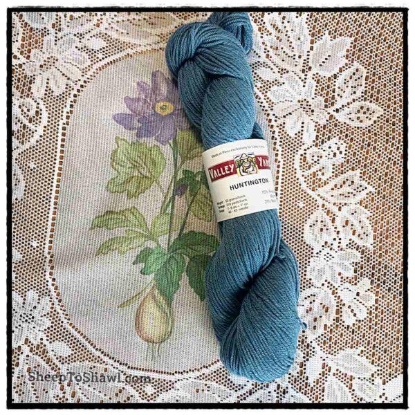 Valley Yarn - Huntington - Bluestone 1