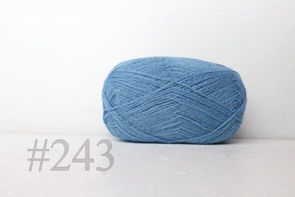 Teksrena Lithuanian Wool - Sky Blue 1