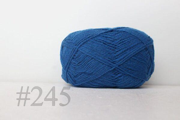 Teksrena Lithuanian Wool -Cornfield Blue 1