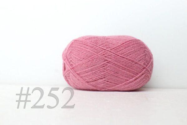 Teksrena Lithuanian Wool -Softer Pink 1