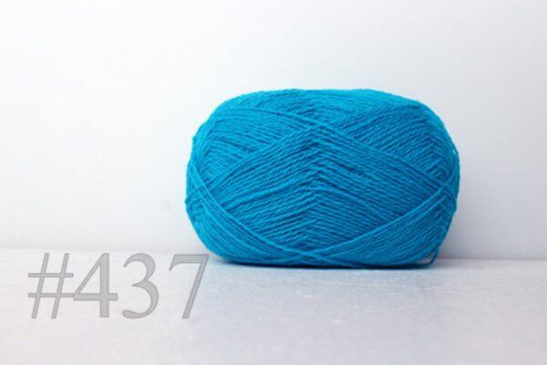 Teksrena Lithuanian Wool - Bright Blue 1