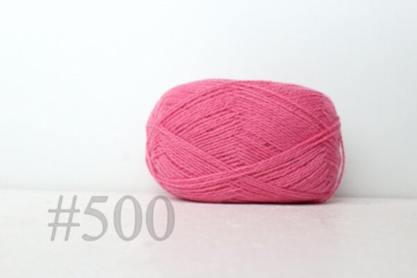 Teksrena Lithuanian Wool - Baby Pink 1