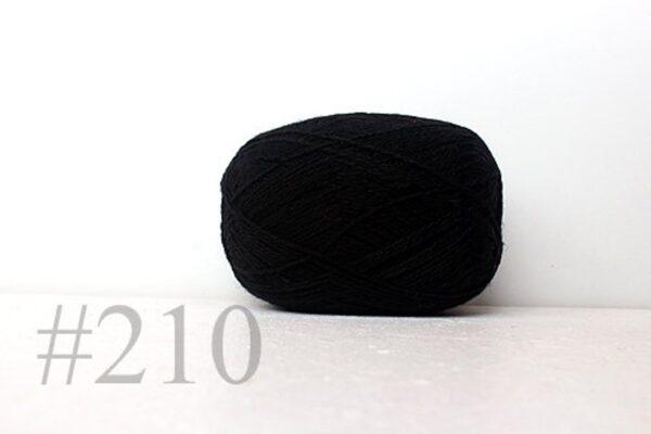 Teksrena Lithuanian Wool - Black 1