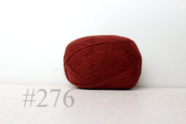 Teksrena Lithuanian Wool - Fall Brown 1