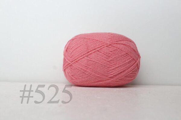 Teksrena Lithuanian Wool -Pink 1