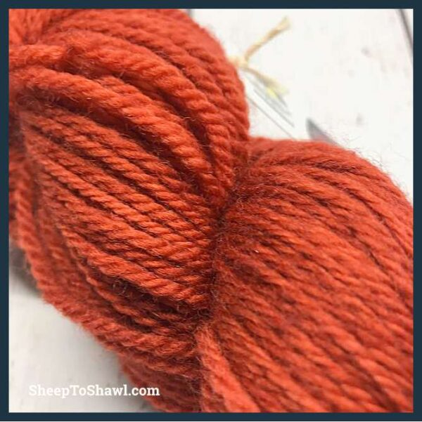 Sheep to Shawl Yarns - 1006 - Red Barn 3