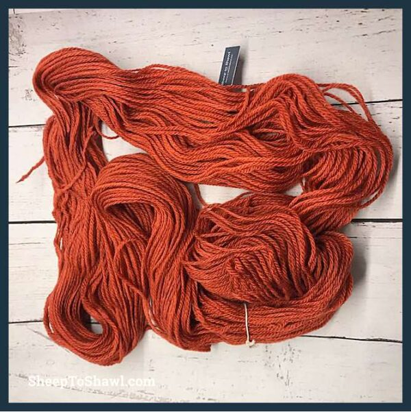 Sheep to Shawl Yarns - 1006 - Red Barn 2