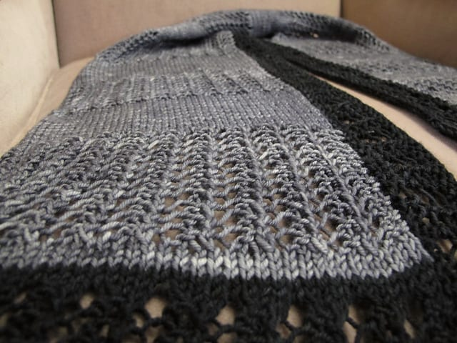 Sheep to Shawl Email Knitting Newsletter 2